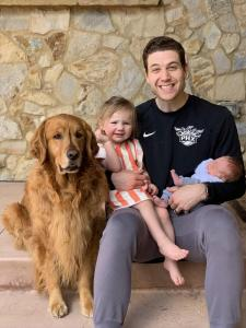 Jimmer and kids