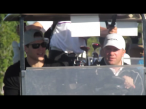 jimmer rob brough at golf fundraiser