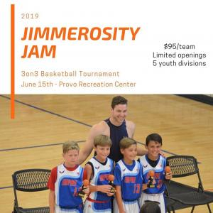 jimmer and team 3 on 3