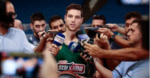 jimmer interviewed in Greece